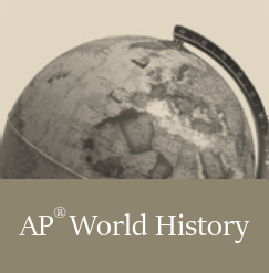 AP World History, Live Online High School Course