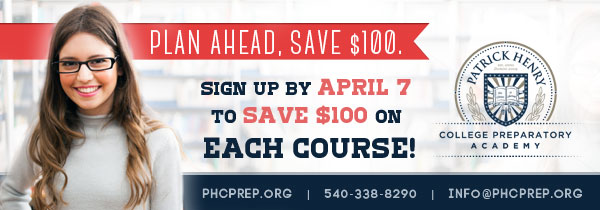 Register by April 7, 2014 to save $100 per course!