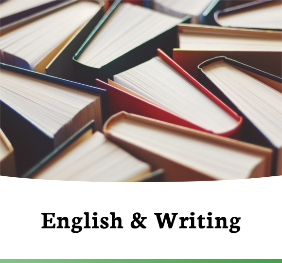 English and Writing Courses