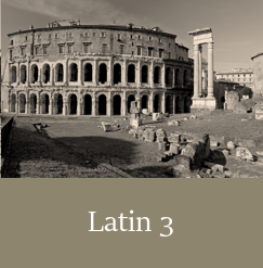 Latin 3, Live Online High School Course