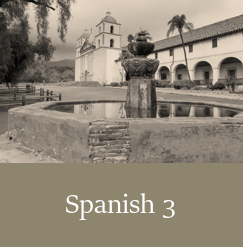 Spanish 3, Live Online High School Course
