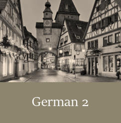 German 2, Live Online High School Course