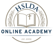 HSLDA Online Academy Logo