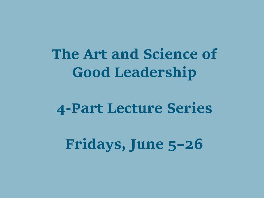 The Art and Science of Good Leadership with Joel Grewe