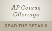 AP Course Offerings
